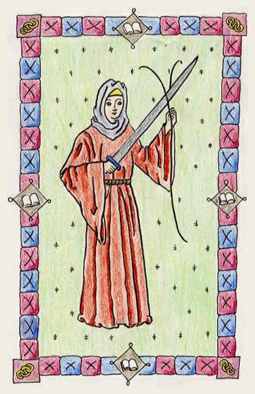 St. Minutia