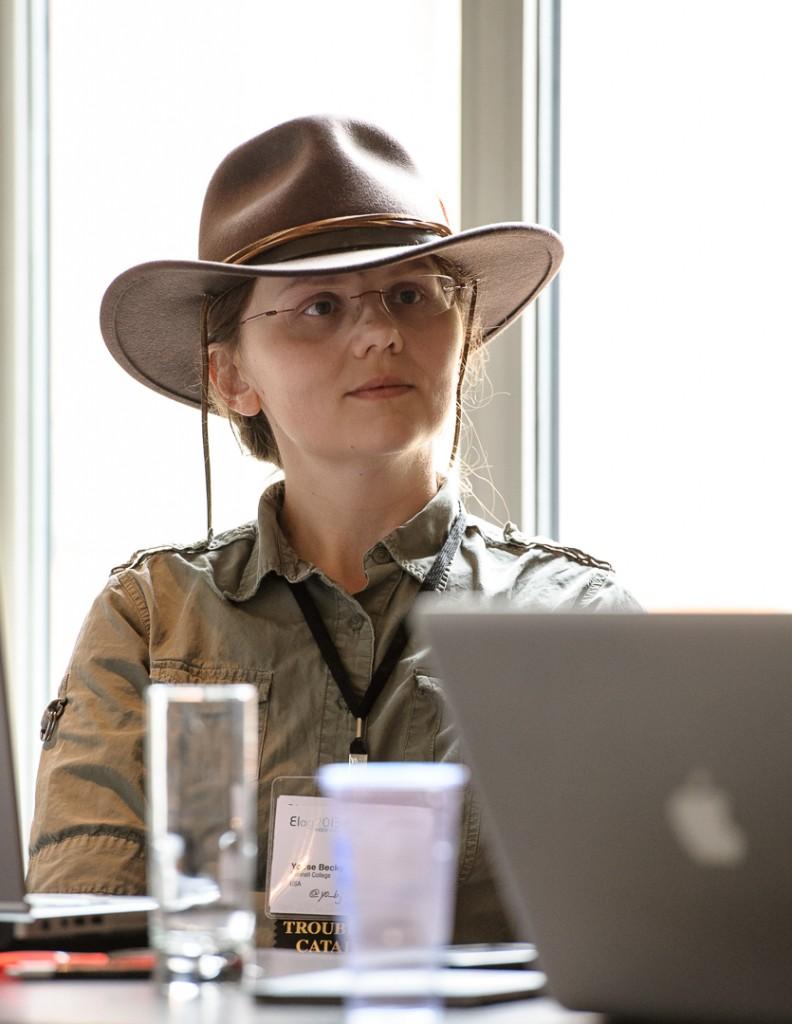 Becky Yoose at ELAG 2013